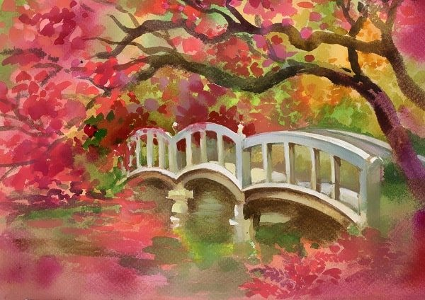 Fall Bridge