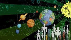 world planets Aquarius