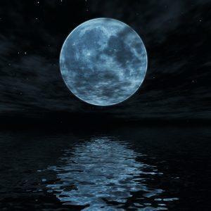blue moon super moon