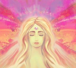 goddess third eye wisdom