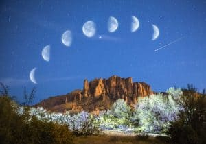 New Moon Stars Full